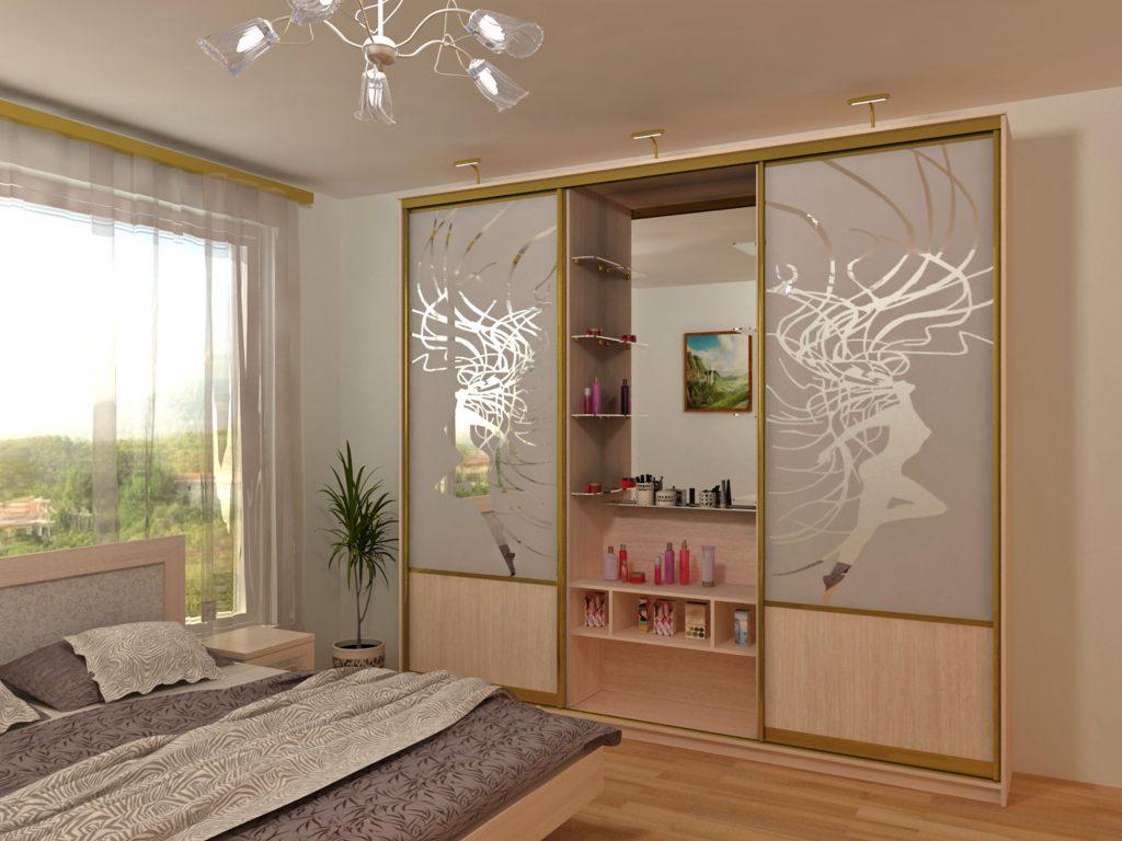 жители встроенный шкаф купе в спальню дизайн фото ребенок