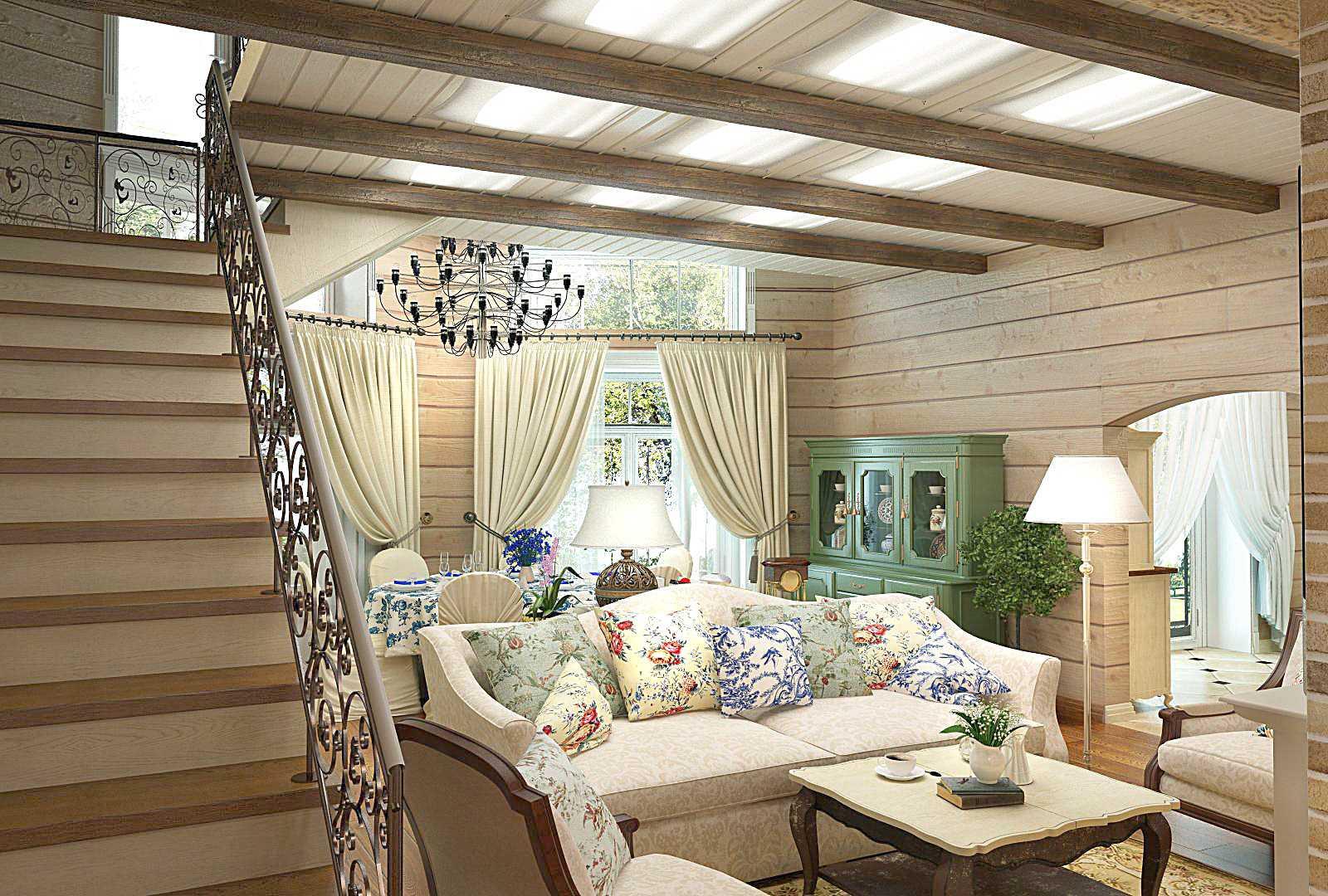 михаил идеи для деревянного дома фото как при