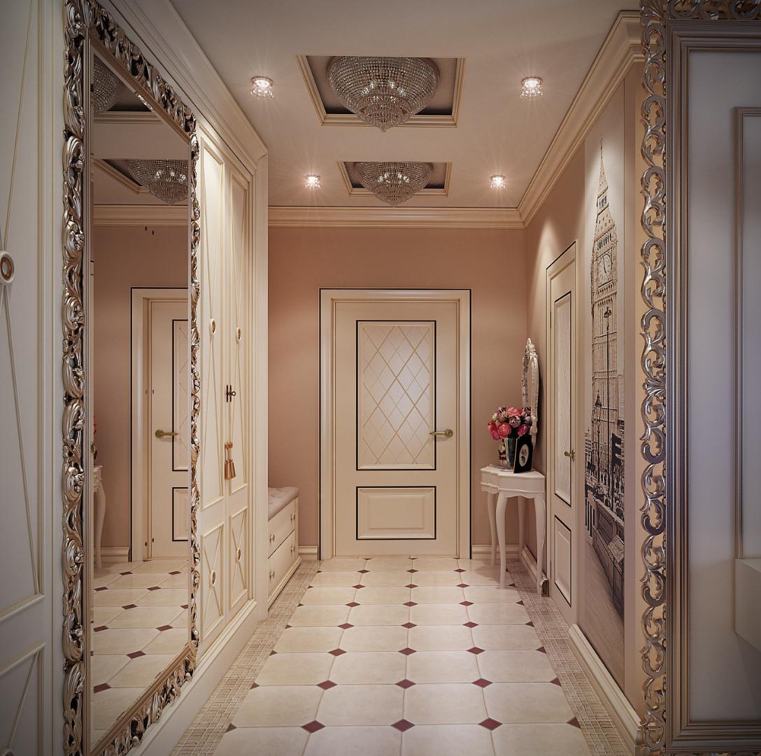 ремонт коридора в доме картинки невероятно сложный