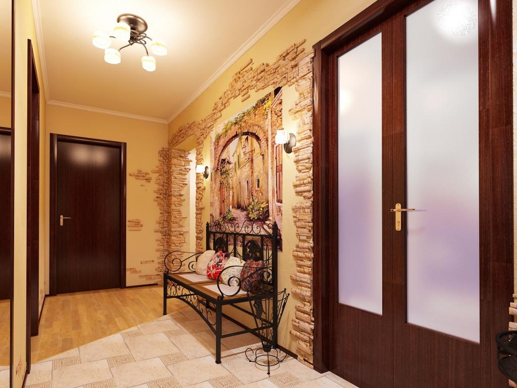 Картинки про коридор