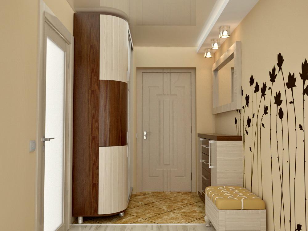 Дизайнерский ремонт однокомнатной квартиры фото временем