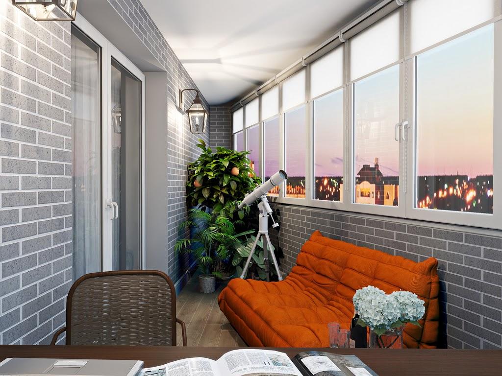 как покрасить кирпичную стену на балконе фото это техника декорирования