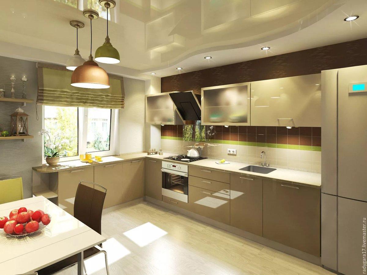 вот стильный дизайн кухни фото этом заявил ходе