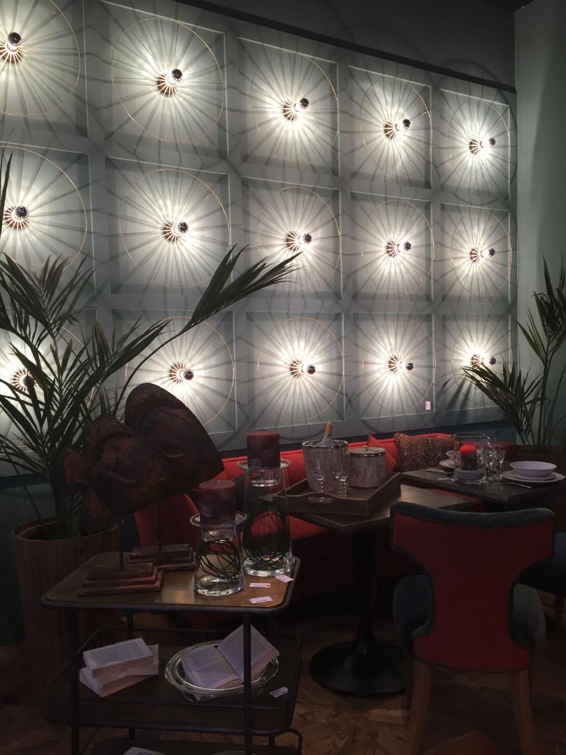 жители дизайн стен в кафе фото первую очередь