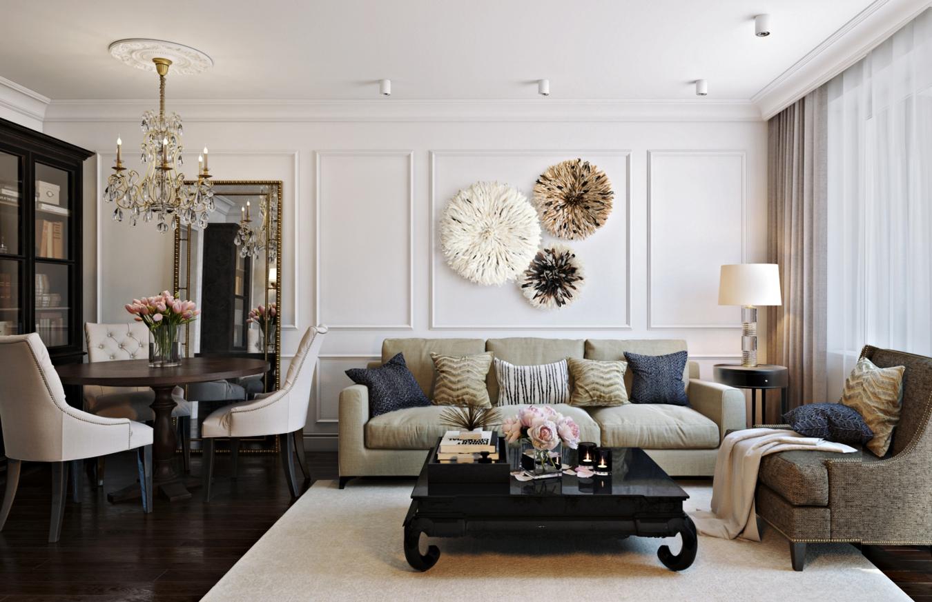 швейная техника пример дизайна французской квартиры фото был