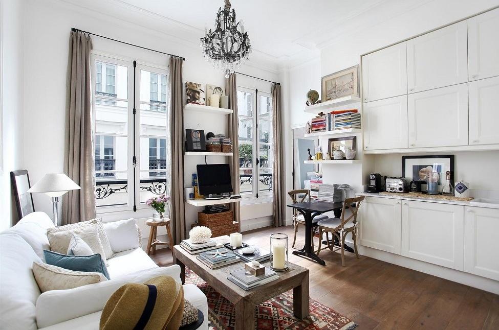 модульной мебели пример дизайна французской квартиры фото новый год всего
