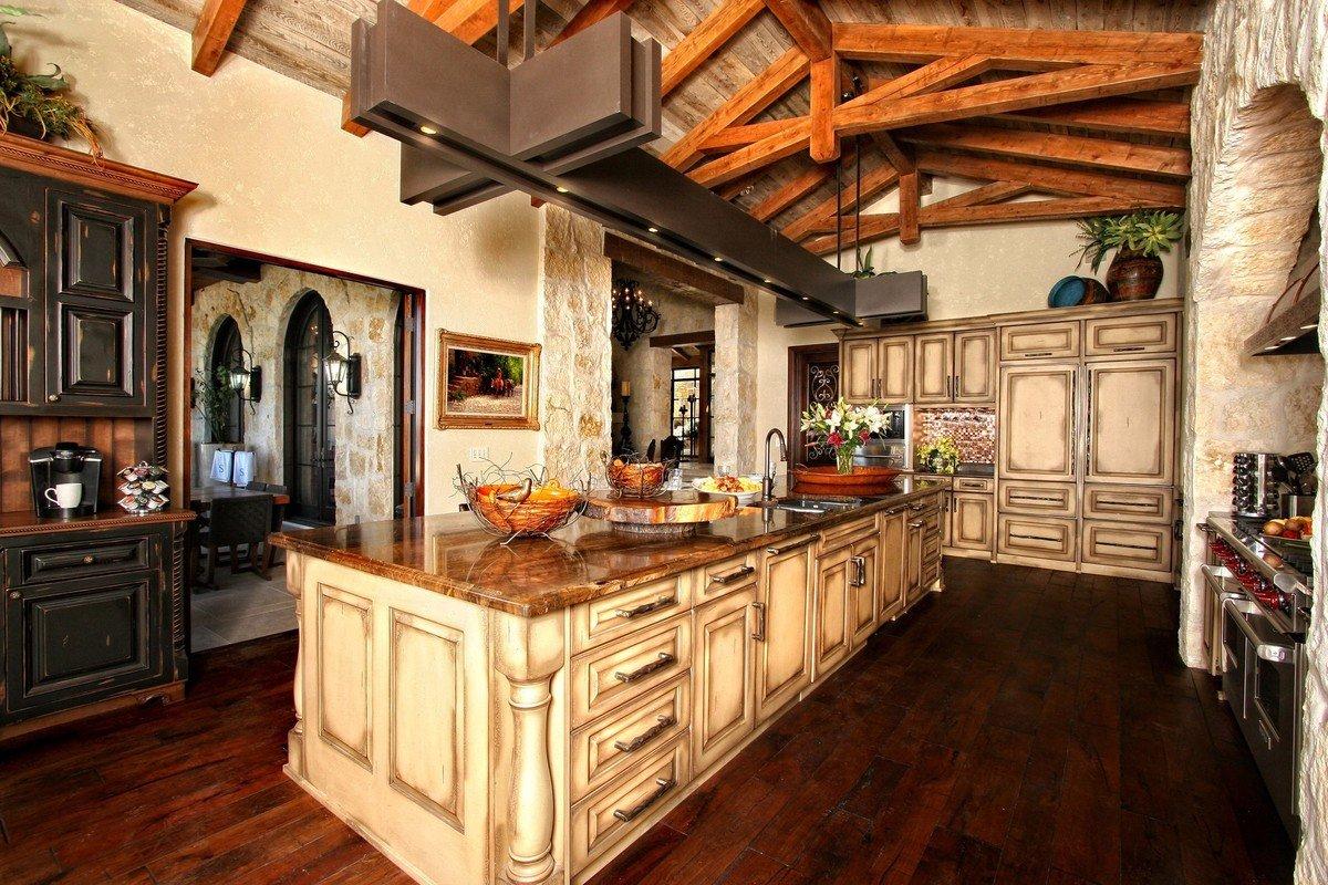 Угловые кухни с раковиной в углу фото