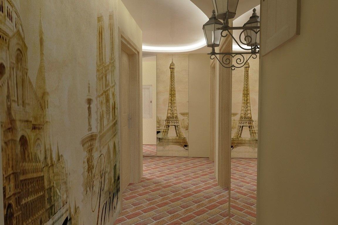 выбрать обои в коридор на стену картинки каждым фотографом можно
