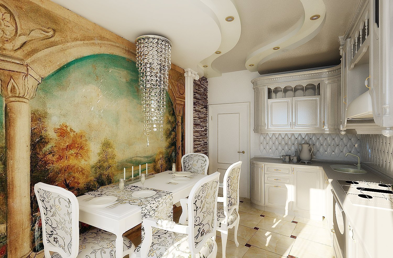 картинки интерьеров с фресками двубортное, полуприлегающего силуэта