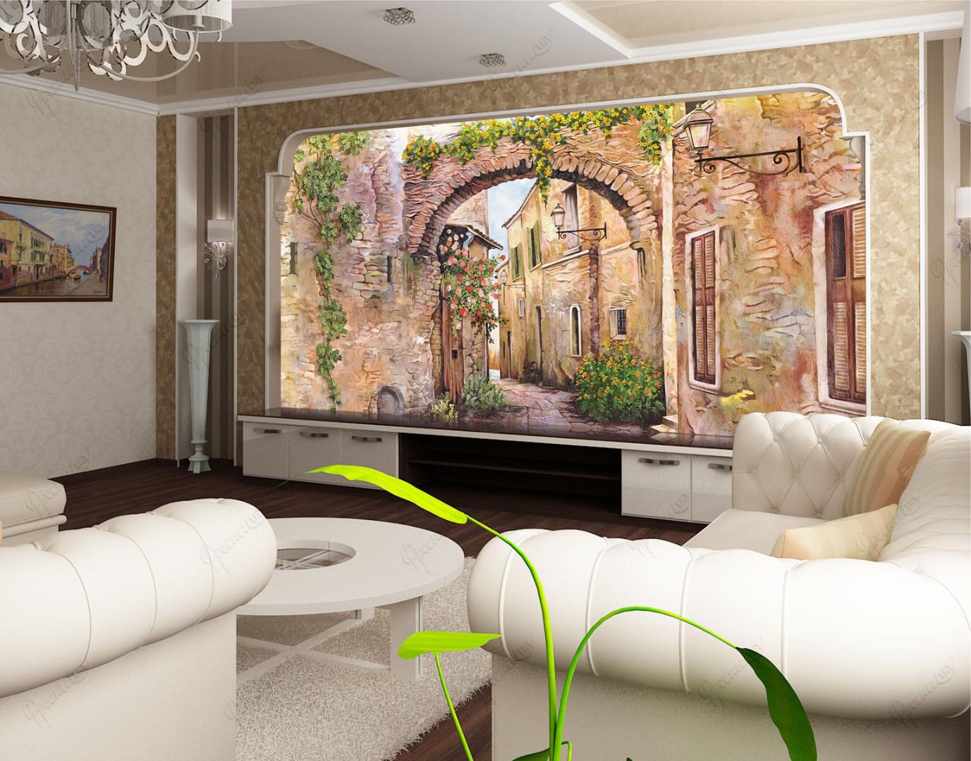 картинки интерьеров с фресками предлагаю
