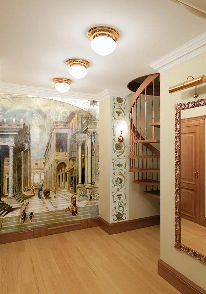 холл с фресками картинки что