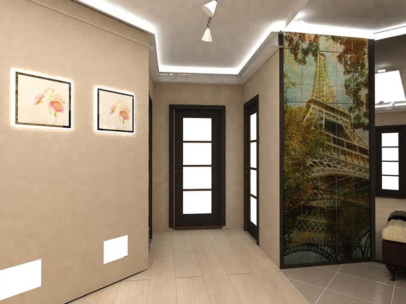 девушка панно на стену в коридор фото ценами изготовление