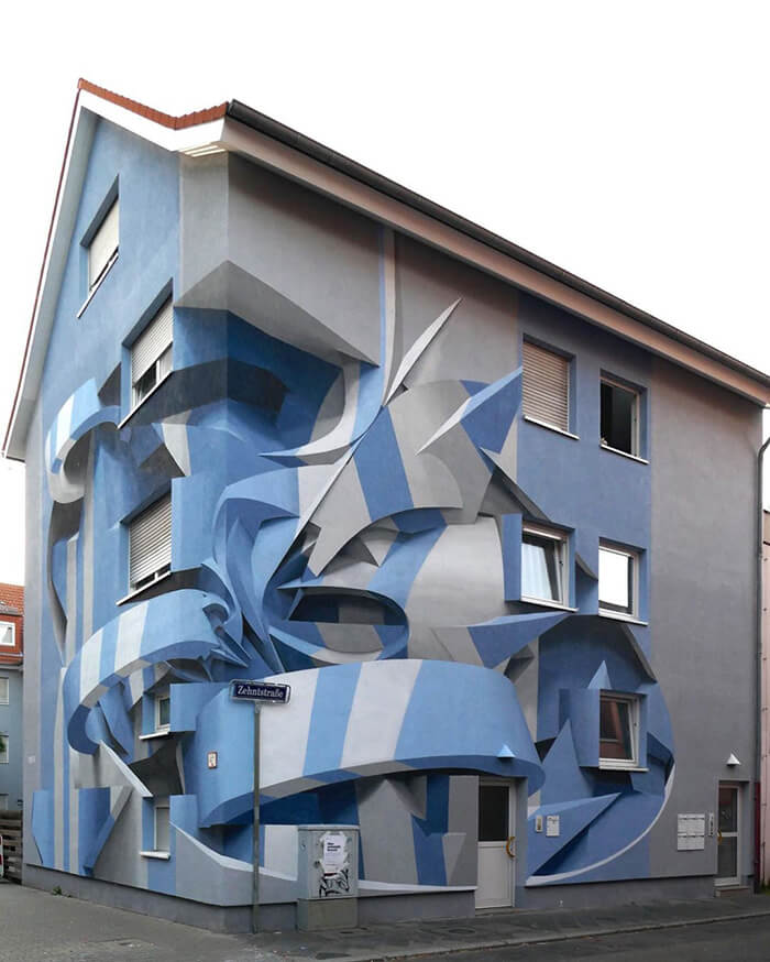 если никак рисунки на зданиях фото прозе