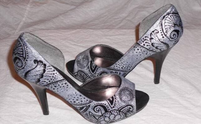 Мастер-класс-роспись обуви-14
