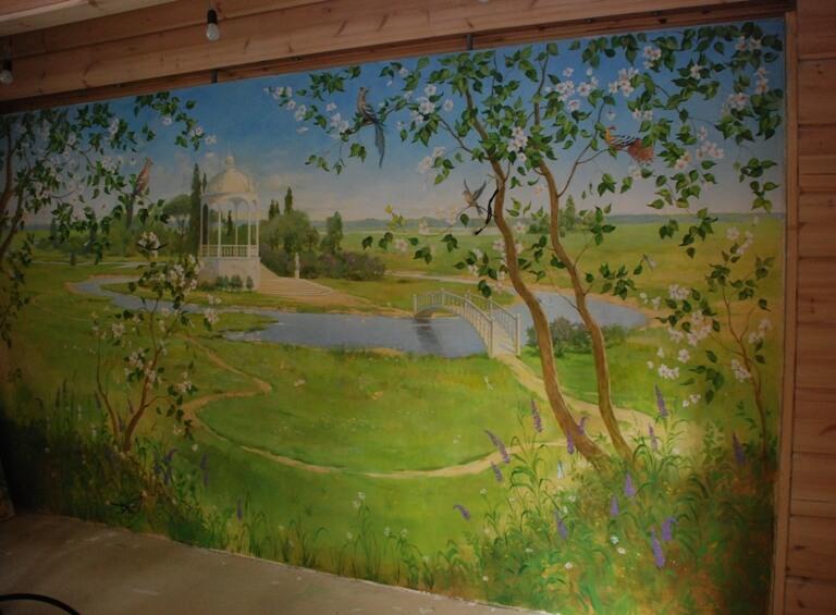 образом, рисунки на стенах природа фото что впервые новом
