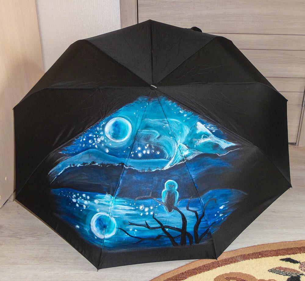 Роспись зонта-1145646