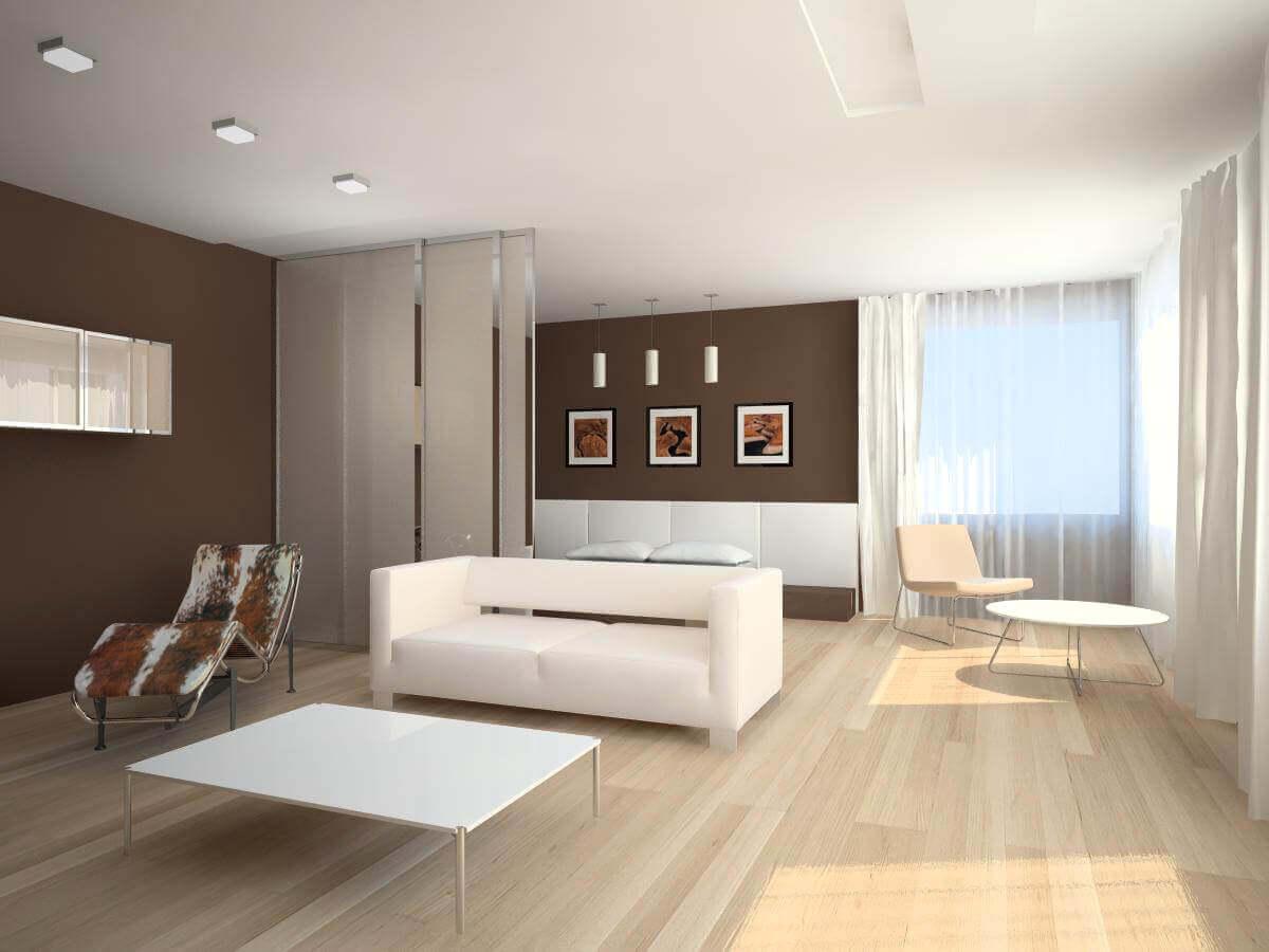 дизайн квартир простой стиль фото блюдо подаётся